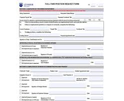 Request Forms Template 9 Position Request Forms Templates Pdf Doc Excel Free