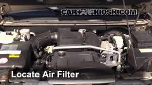 blown fuse check buick rainier buick rainier cxl 2004 2007 buick rainier engine air filter check