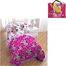 disney minnie mouse 4 piece bedding set com