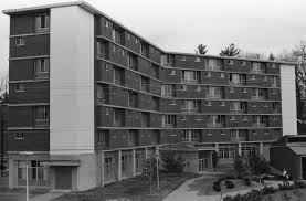 Geneva Smith Residence Hall - Plymouth State Historical Collection -  Welcome to the Digital Repository at Plymouth State University
