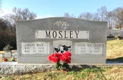 Rosie Mai Silcox Mosley (1925-1997) - Find A Grave Memorial