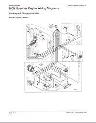 Mercruiser 43 alternator wiring diagram discrd me