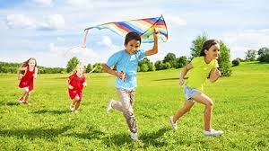 Image result for image of kids playing outside