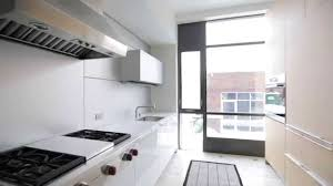 Hidden Kitchen Interior Design Sleek Modern Bright Kitchen With Hidden