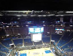 Amway Center Section 210 Seat Views Seatgeek