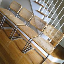 i grew up around 80s cane back chairs i ly remember having these chrome chairs