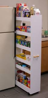 Roll Out Pantry Cabinet Thin Man Rolling Pantry Rolling Pantry Serving Cart Townhome
