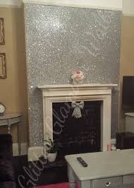 glamorise your room with glitter