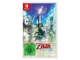 Nintendo The Legend of Zelda: Skyward ...