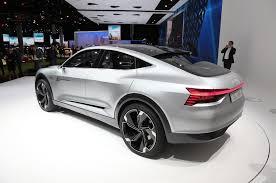 2018 audi elaine. Unique Audi The New Audi Aicon Has Been Shown At Frankfurt In 2018 Audi Elaine C