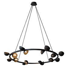 jbs avion round light chandelier contemporary chandeliers