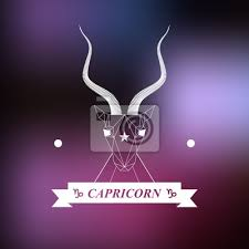 Capricorn Tetování Kozoroh