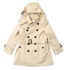 burberry junior trench coat