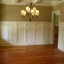 wainscoting dining room. Enclosed Dining Room - Large Traditional Medium Tone Wood Floor Idea In Atlanta Wainscoting E