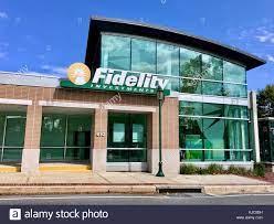 Fidelity Investments Stockfotografie ...