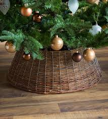 Large Willow Christmas Tree Ring Collar, 27½\
