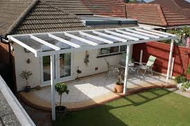 garden canopy. CLEAR AS GLASS Carport Patio Canopy Cover Lean To Awning Garden Pergola Seating \u2022 £617.00