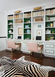 office inspirations. Awesome Built In Cabinet And Desk For Home Office Inspirations 24 M