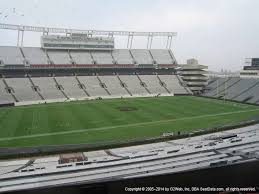 Williams Brice Stadium View From Club Level 406 Vivid Seats