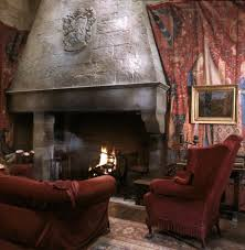 Hogwarts Set Design Behind The Scenes Creating The Gryffindor Common Room