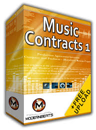 contract between 2 companies music producer contract templates music production contracts