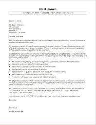 Cover Letter E Bookkeeper Cover Letter Sample Monster Printable