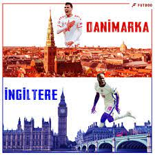 İngiltere-Danimarka muhtemel 11'ler - EURO2020 - Futboo.com