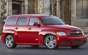2010 Chevrolet HHR - Information and photos - ZombieDrive