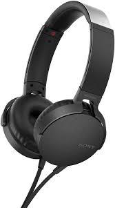 Купить <b>Sony MDR</b>-<b>XB550AP black</b> в Москве: цена <b>наушников</b> ...