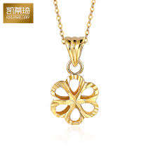 get ations hello kitty kay jewelry k gold pendant rose gold color gold pendant necklace female gold pendant