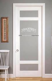 half glass pantry door door design inspired ideas for laundry room doors with glass pantry decal half glass pantry door