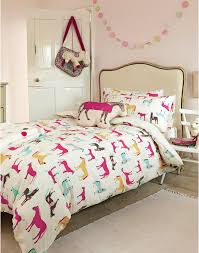 horse bedroom designs rods bedding rooms print duvet cover the duvets themed crib for s baby