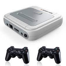 Upgrad 80+ Emulator 30000+ Game Amlogic S905x Wifi 4k Hd Super Console X  Pro Retro Mini Tv Box Video Game Player For Ps1/n64/dc - Buy Mini Tv Video  Game Player For Ps1/n64/dc,For