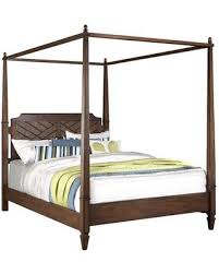 Amazing Deal on Bay Isle Home Smotherman Canopy Bed BYIL4701 Color ...