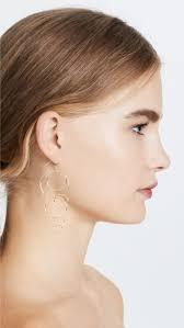 wilshire drop earrings by gorjana