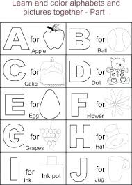 Colouring Pages For Preschool Pdf Christmas Worksheet Printables