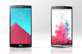 LG G4 vs. LG G3