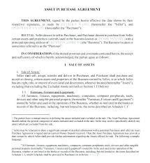 Business Sale Agreement Template Free Unique Sales And Purchase Agreements General Agreement Template Asset