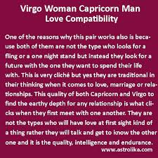 Virgo Woman And Capricorn Man Love Compatibility Pisces