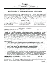 Best Of Resume Examples For Executives Resume Example Sample Resume ...