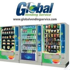 Global Vending Machine Mesmerizing Global Vending GlobalVending Twitter