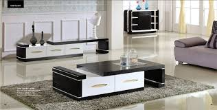 smart design furniture. Modern Balck Wood Furniture Tea Coffee Table TV Cabinet Set, Smart Home Factory Price On Sale YQ132-in Living Room Sets From Design M