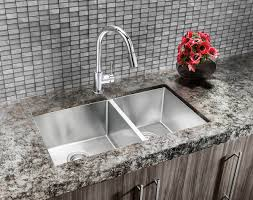 Double Sided Kitchen Sinks Easy Care Stainless Steel Double Sided Kitchen Double Sink Clogged