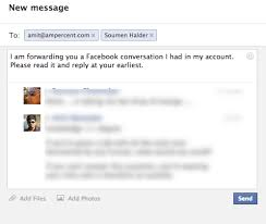 How To Forward Facebook Messages To Gmail Or Other Email