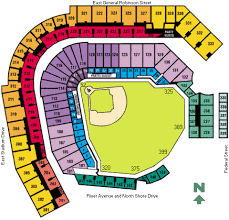 Pnc Park Pirates Seating Chart Pnc Park Seating Chart Game Information