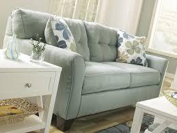 Kylee Lagoon Living Room Set Signature Design By Ashley 6640038 Kylee Series Stationary Fabric