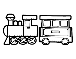Hoping these train pictures to color will not be a cause of disappointment at all to all anticipating and eager mommies. Joyful Train Coloring Page Coloringcrew Com