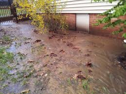 Installing A French Drain In Backyard  Large And Beautiful Photos Drainage In Backyard