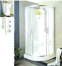corner shower stalls awesome 32 inch showers cozy kits the home in addition to 8