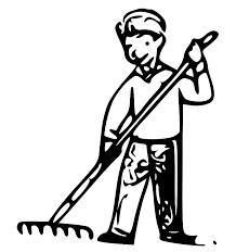 rake clipart black and white. Interesting Black LDS Clipart King Clip Art To Rake Clipart Black And White I